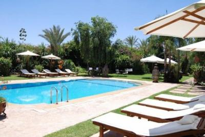 Piscina Affitto Villa  56259 Marrakech