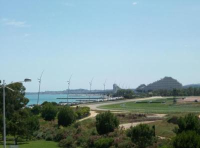 Vista dal terrazzo Affitto Monolocale 56501 Cagnes sur Mer