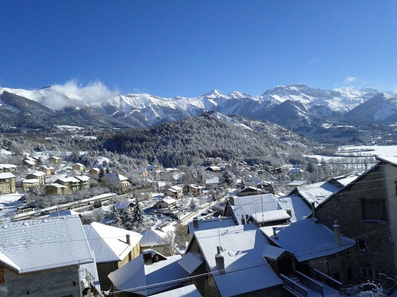 Vista dal terrazzo Affitto Casa 568 Seyne les Alpes