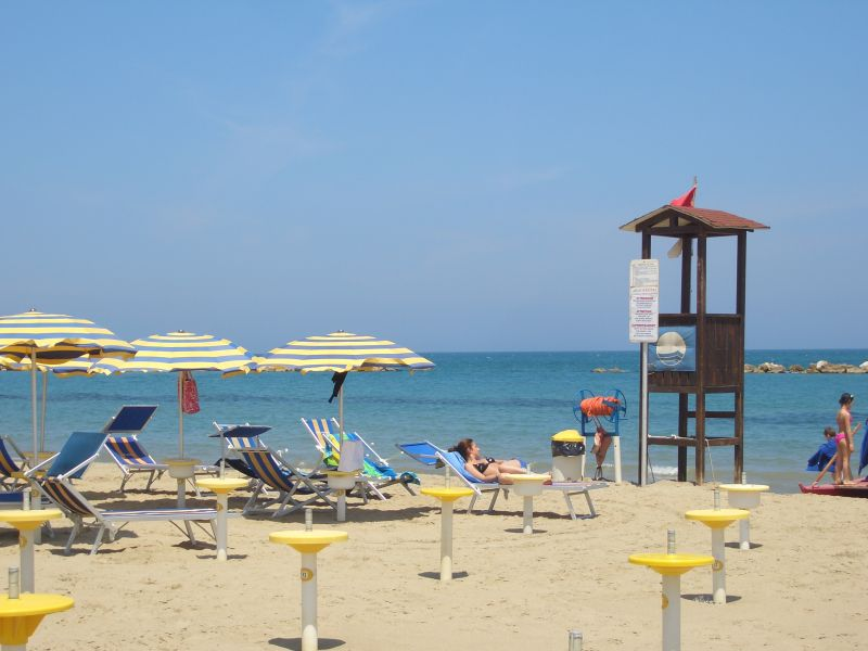 Spiaggia Affitto Appartamento 57140 Campomarino