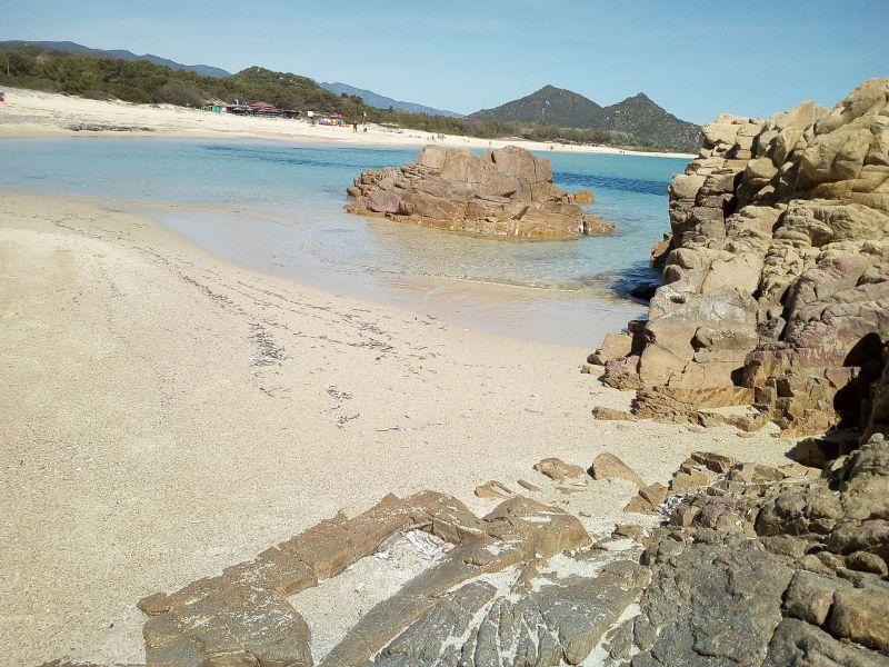 Spiaggia Affitto Appartamento 57672 Costa Rei