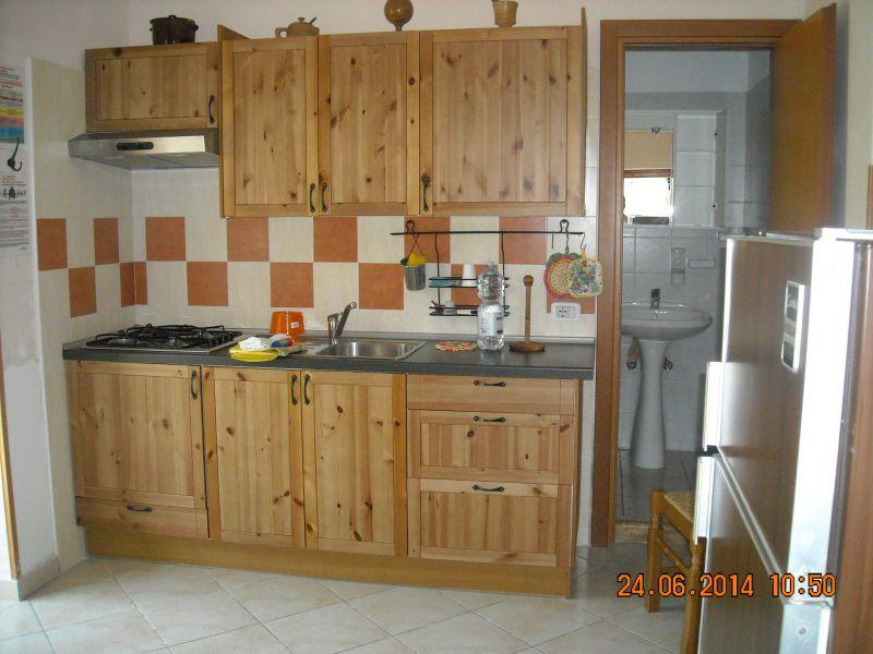 Cucina separata Affitto Appartamento 57699 Ceraso