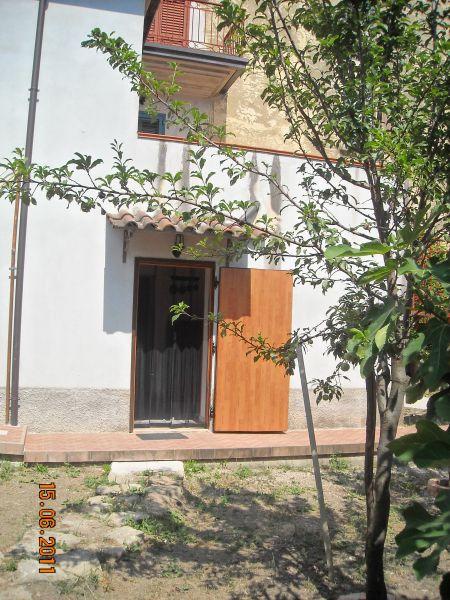Entrata Affitto Appartamento 57699 Ceraso