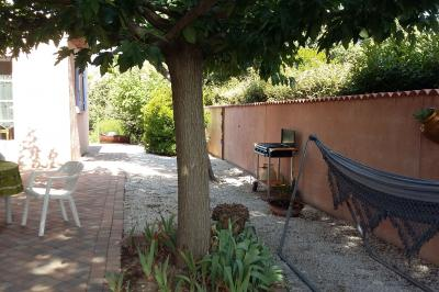 Vista dal terrazzo Affitto Monolocale 5774 Hy�res