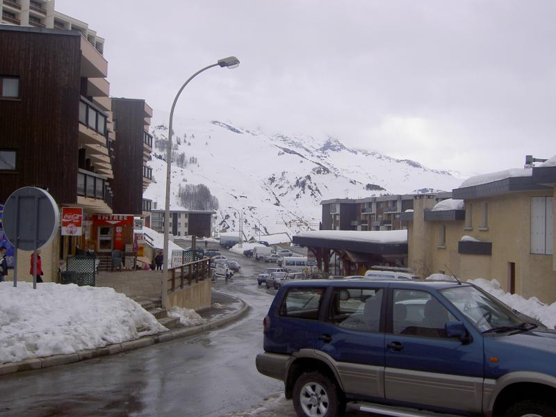 Vista nelle vicinanze Affitto Appartamento 57846 Orcières Merlette