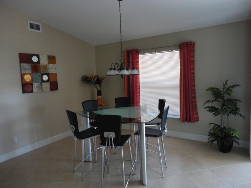 Sala da pranzo Affitto Villa  57904 Cape Coral