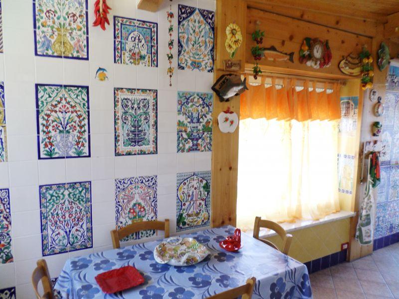 Cucina separata Affitto Appartamento 57957 Sant'Agata sui due Golfi