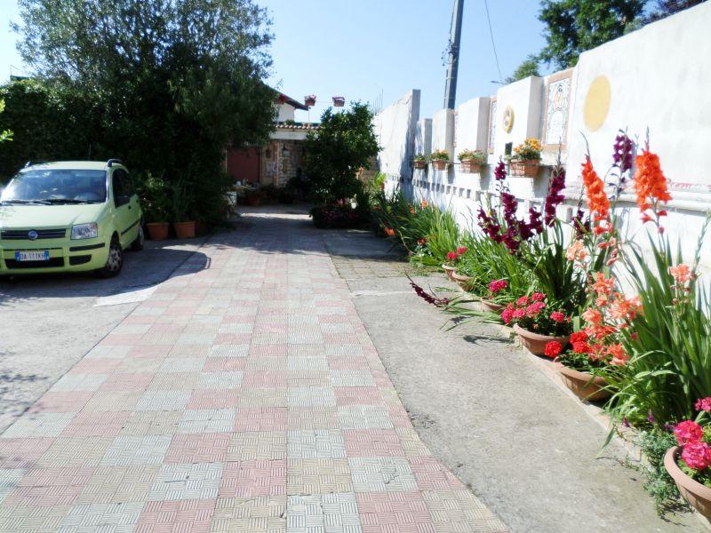 Giardino Affitto Appartamento 57957 Sant'Agata sui due Golfi