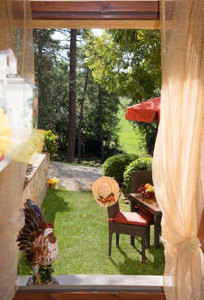 Giardino Affitto Appartamento 58105 Gambassi Terme