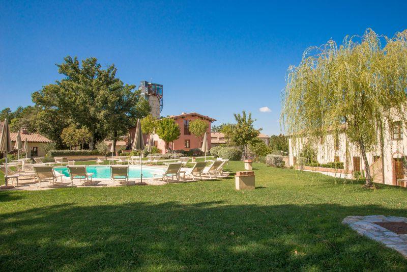Piscina Affitto Appartamento 58105 Gambassi Terme