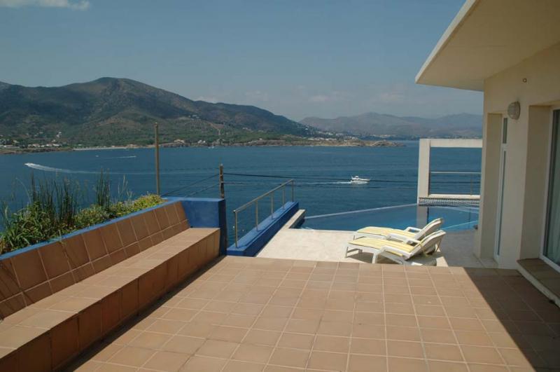 Vista dal terrazzo Affitto Casa 58399 Cadaquès