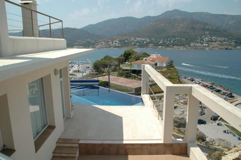 Vista dal balcone Affitto Casa 58399 Cadaquès