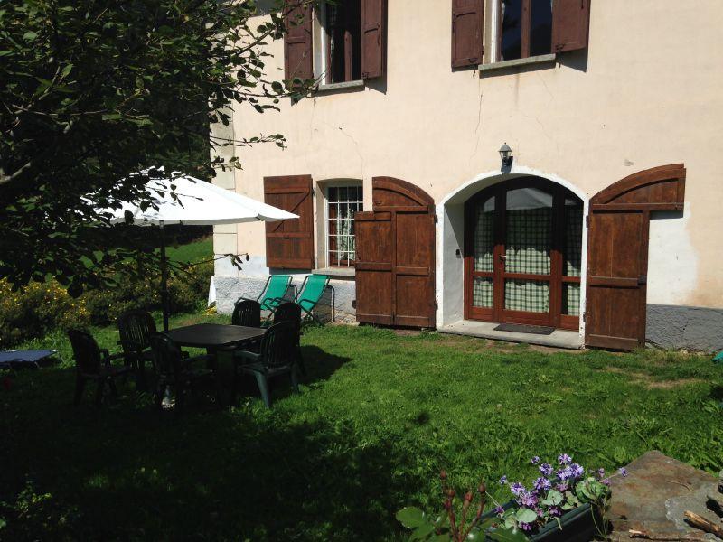 Entrata Affitto Appartamento 58532 Gressoney Saint Jean