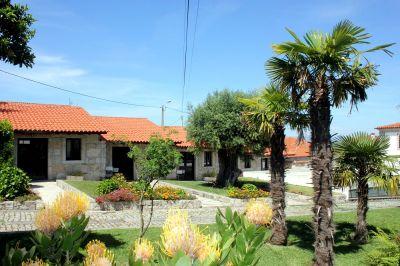 Vista esterna della casa vacanze Affitto Agriturismo 58600 Viana Do castelo