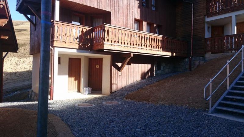 Vista esterna della casa vacanze Affitto Chalet 58607 La Plagne