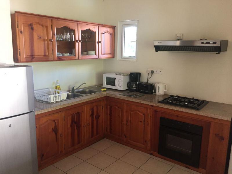 Cucina all'americana Affitto Appartamento 58816 Grand Baie