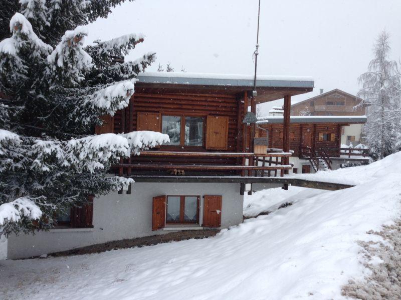Vista nelle vicinanze Affitto Chalet 58837 Courchevel