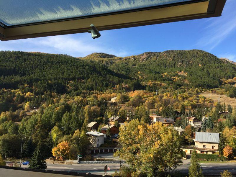 Vista dal terrazzo Affitto Appartamento 58839 Serre Chevalier