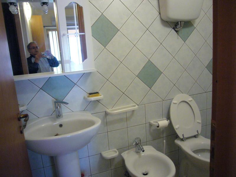 Bagno Affitto Appartamento 58928 Capo Vaticano