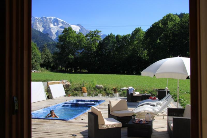 Piscina Affitto Appartamento 59034 Saint Gervais Mont-Blanc
