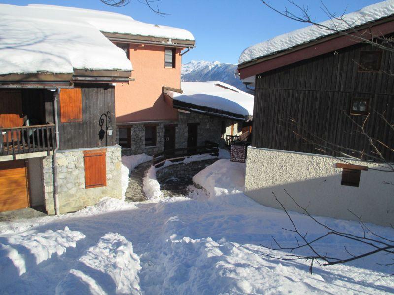 Entrata Affitto Appartamento 59108 Valmorel