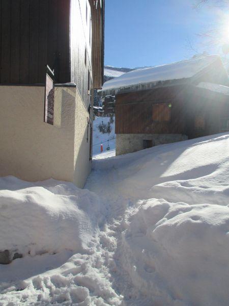Vista nelle vicinanze Affitto Appartamento 59108 Valmorel