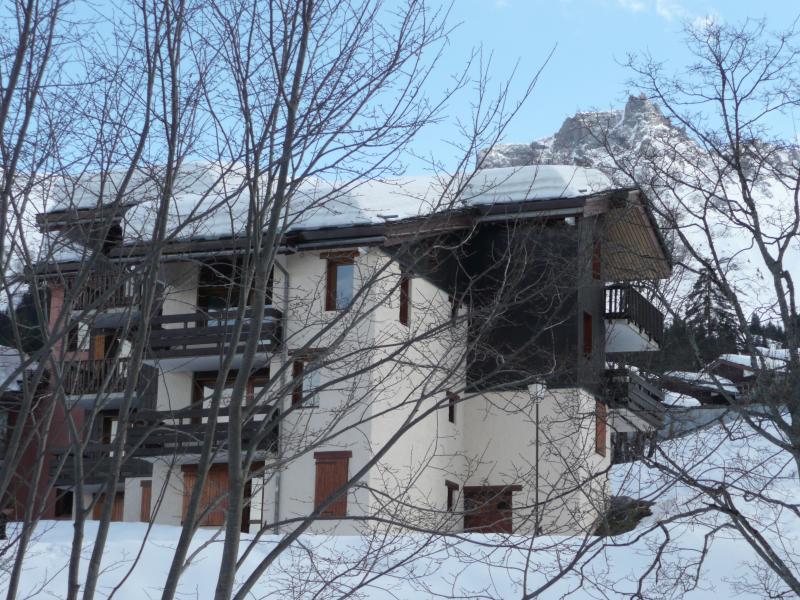 Vista esterna della casa vacanze Affitto Appartamento 59108 Valmorel