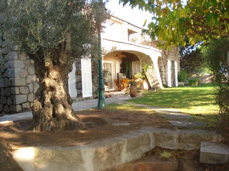 Giardino Affitto Villa  59191 Sainte Lucie de Porto Vecchio