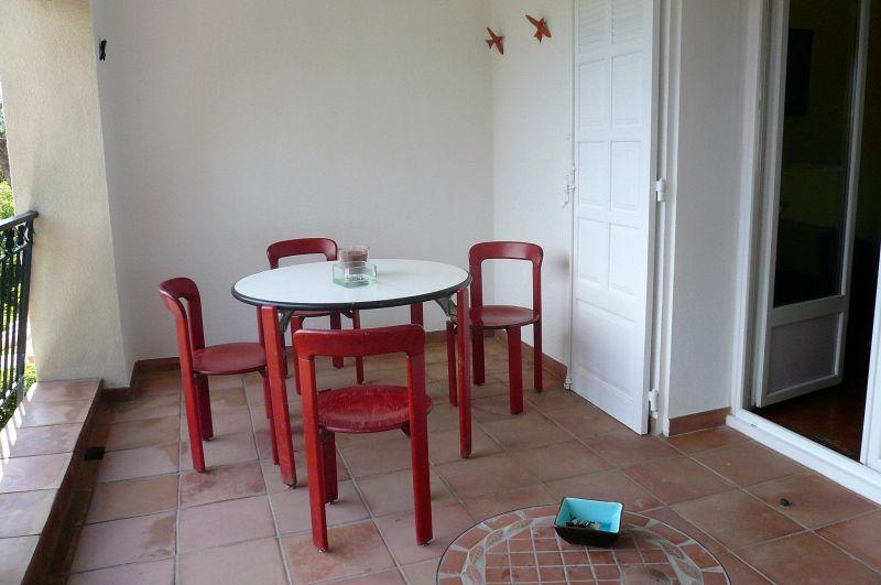 Vista dal terrazzo Affitto Appartamento 5933 La Ciotat