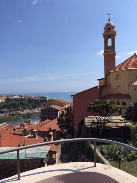 Vista dal balcone Affitto Casa 59367 Ventimiglia