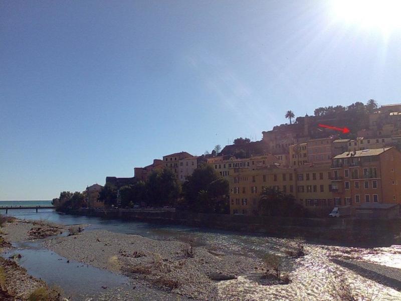 Vista esterna della casa vacanze Affitto Casa 59367 Ventimiglia