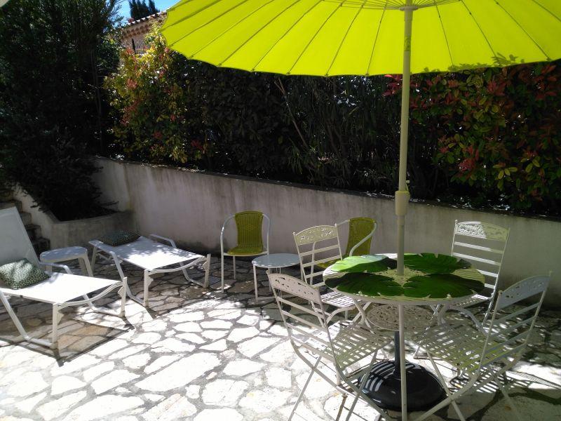 Terrazzo Affitto Appartamento 5939 La Ciotat