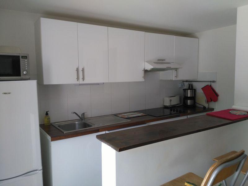 Cucina all'americana Affitto Appartamento 5939 La Ciotat