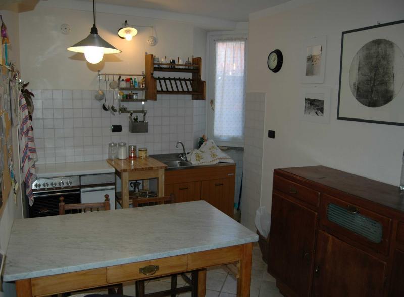 Cucina separata Affitto Appartamento 59612 Sauze d'Oulx