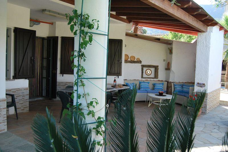 Veranda Affitto Villa  59840 Villasimius