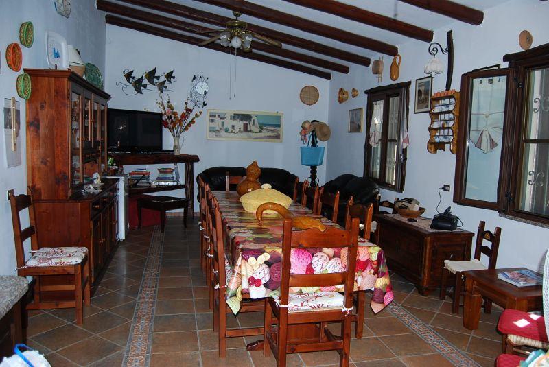 Soggiorno Affitto Villa  59840 Villasimius