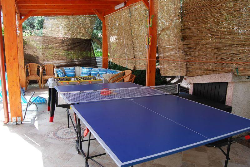 Cortile Affitto Villa  59840 Villasimius