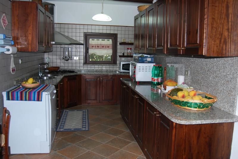 Angolo cottura Affitto Villa  59840 Villasimius