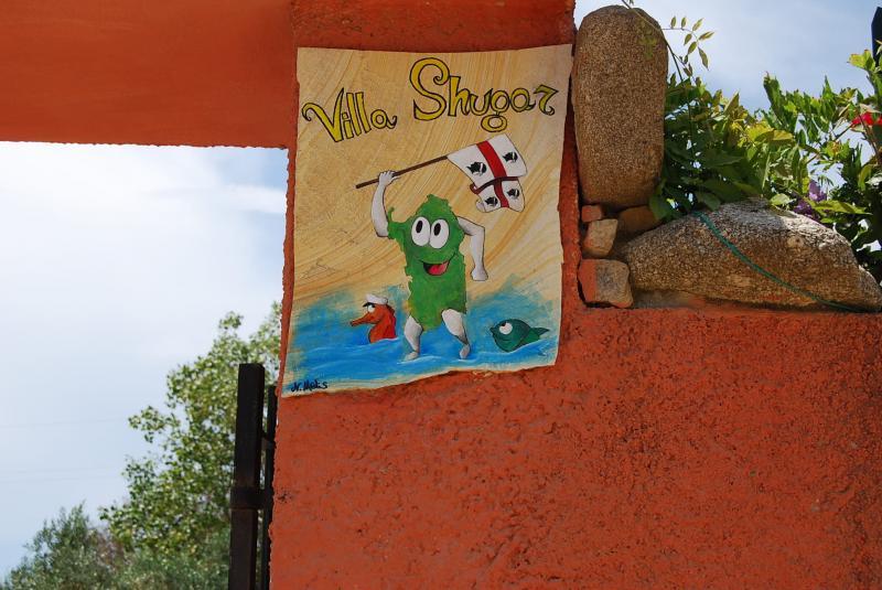 Entrata Affitto Villa  59840 Villasimius