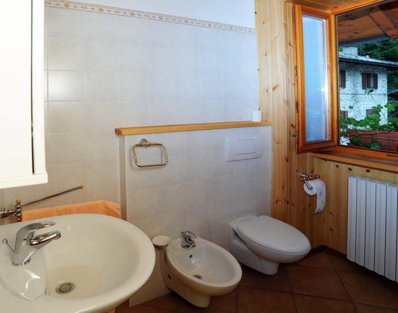 Bagno Affitto Appartamento 59884 Rimasco