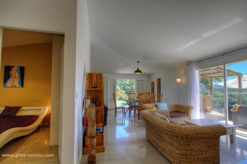 Salotto Affitto Villa  59939 Porto Vecchio