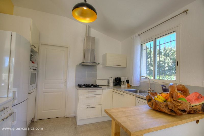 Cucina all'americana Affitto Villa  59939 Porto Vecchio