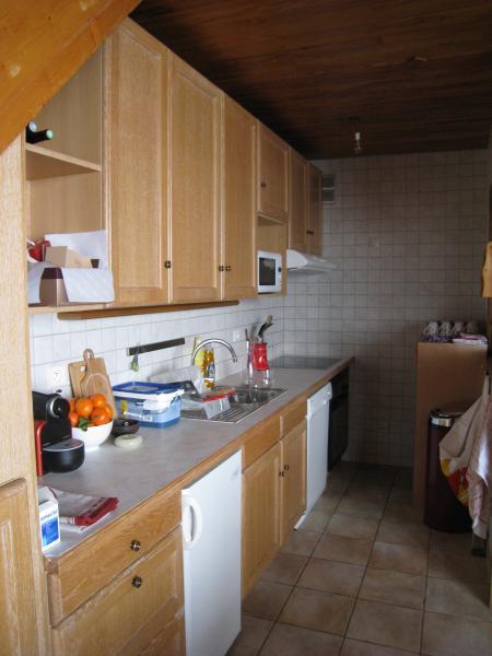 Cucina all'americana Affitto Appartamento 60012 Tignes