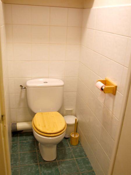 WC indipendente Affitto Appartamento 60012 Tignes