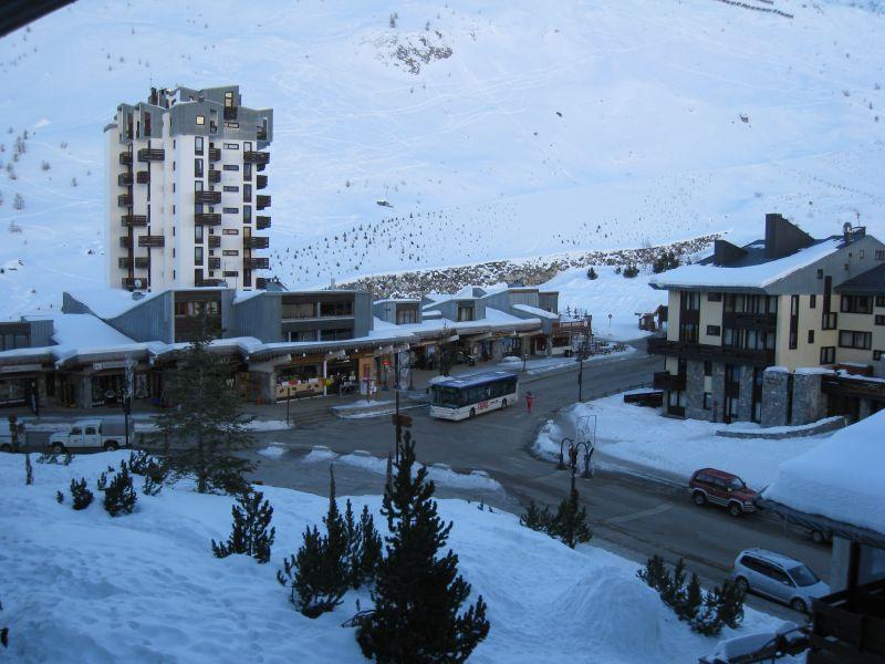 Vista dalla casa vacanze Affitto Appartamento 60012 Tignes