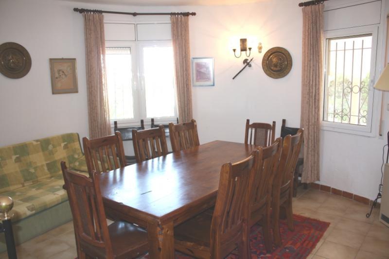 Sala da pranzo Affitto Villa  60101 La Ametlla de Mar