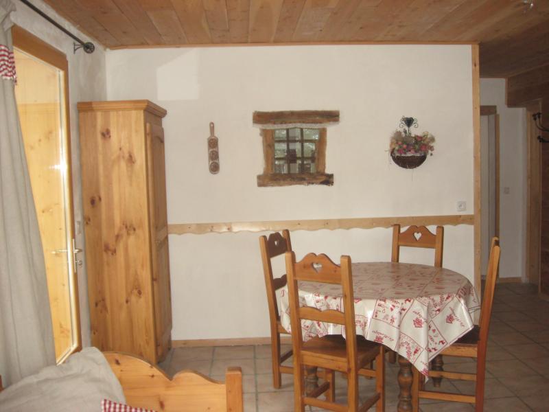 Sala da pranzo Affitto Appartamento 60120 Monginevro