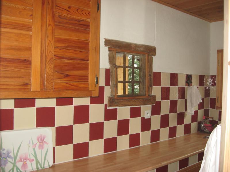 Cucina separata Affitto Appartamento 60120 Monginevro