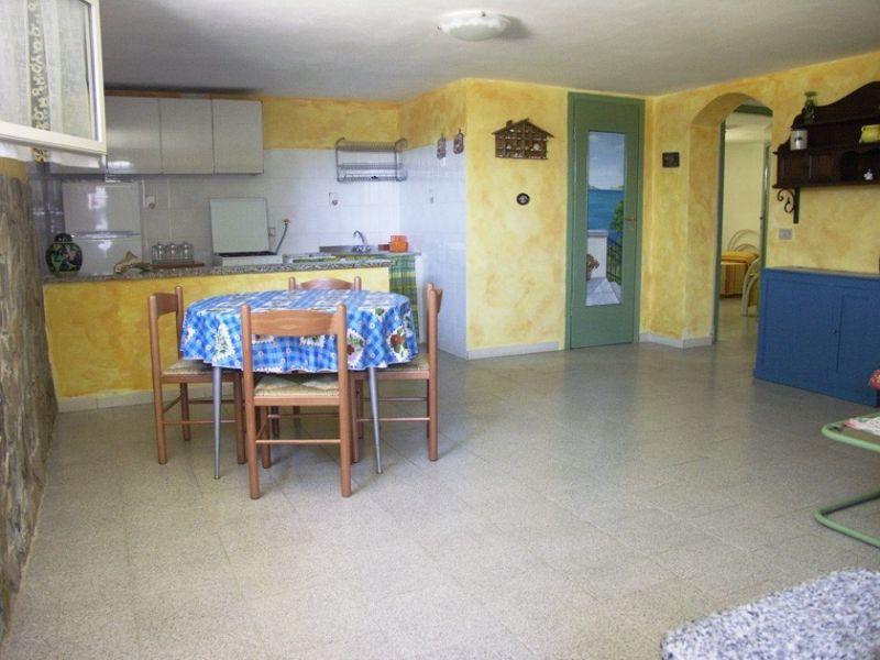 Sala da pranzo Affitto Appartamento 60610 Stintino