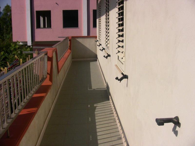 Vista dal balcone Affitto Appartamento 60674 Cardedu